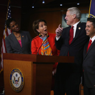 Several top democrats have said that abortion issues should not be a litmus test for democratic candidates.