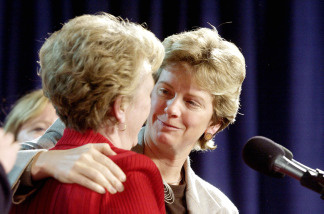 Carnahan Plays Up Her Missouri Roots In Senate Race | 89.3 KPCC