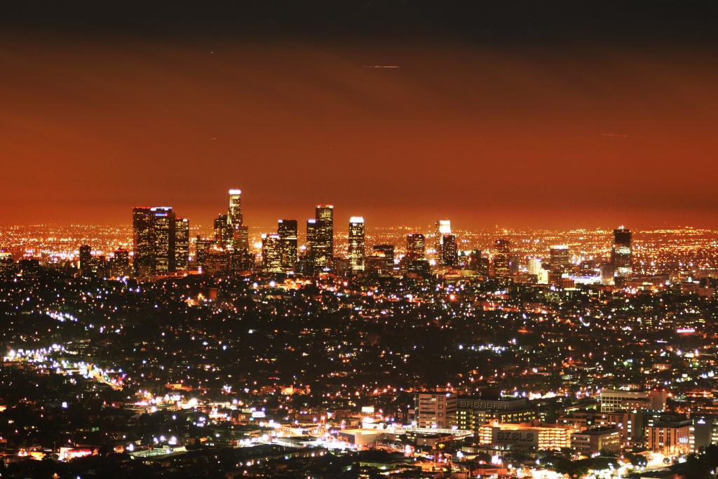 LA has been ranked the eighth most expensive city in the world.