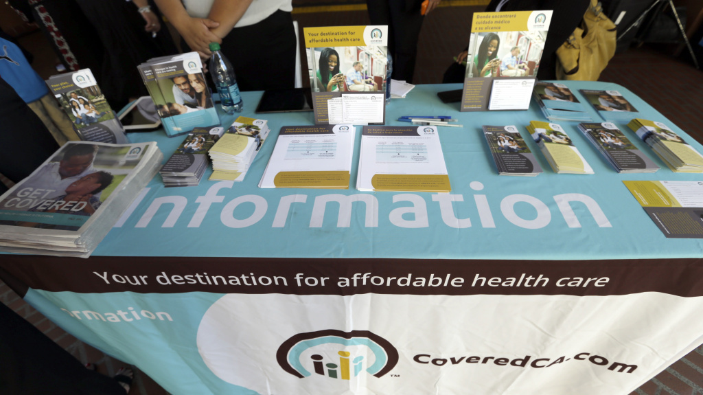 Covered California announced 2018 health insurance rates.