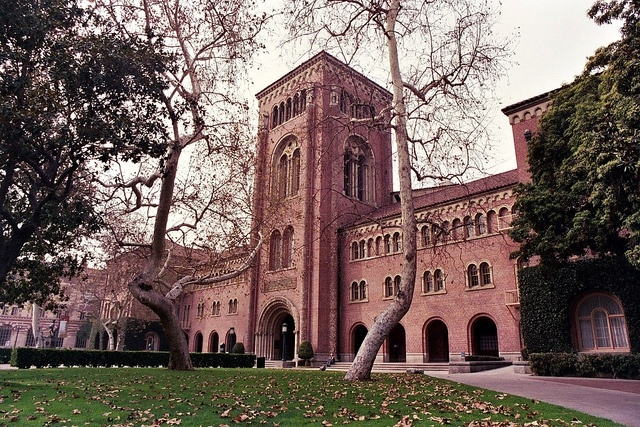 FILE: University of Southern California eliminated an employee transit pass subsidy, prompting calls for officials to reverse their decision.