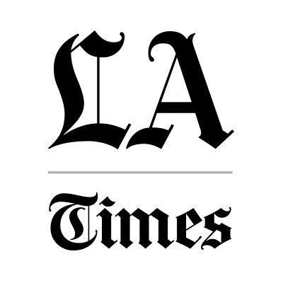 LA Times square logo