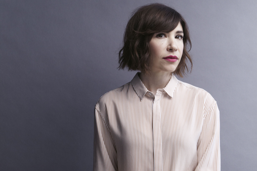 Carrie Brownstein is a musician and the co-creator, co-writer and co-star of