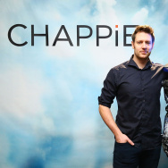 "Director Neill Blomkamp attends the ""Chappie"" Cast Photo Call  at Crosby Street Hotel on February 10, 2015 in New York City."