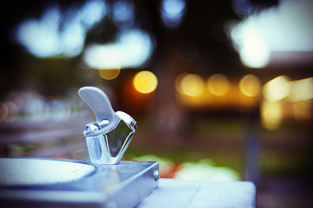 water drink sip drinking fountain