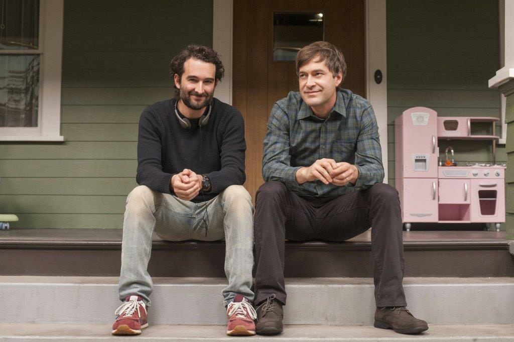 Jay and Mark Duplass, executive producers of HBO's
