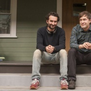 "Jay and Mark Duplass, executive producers of HBO's ""Togetherness."""