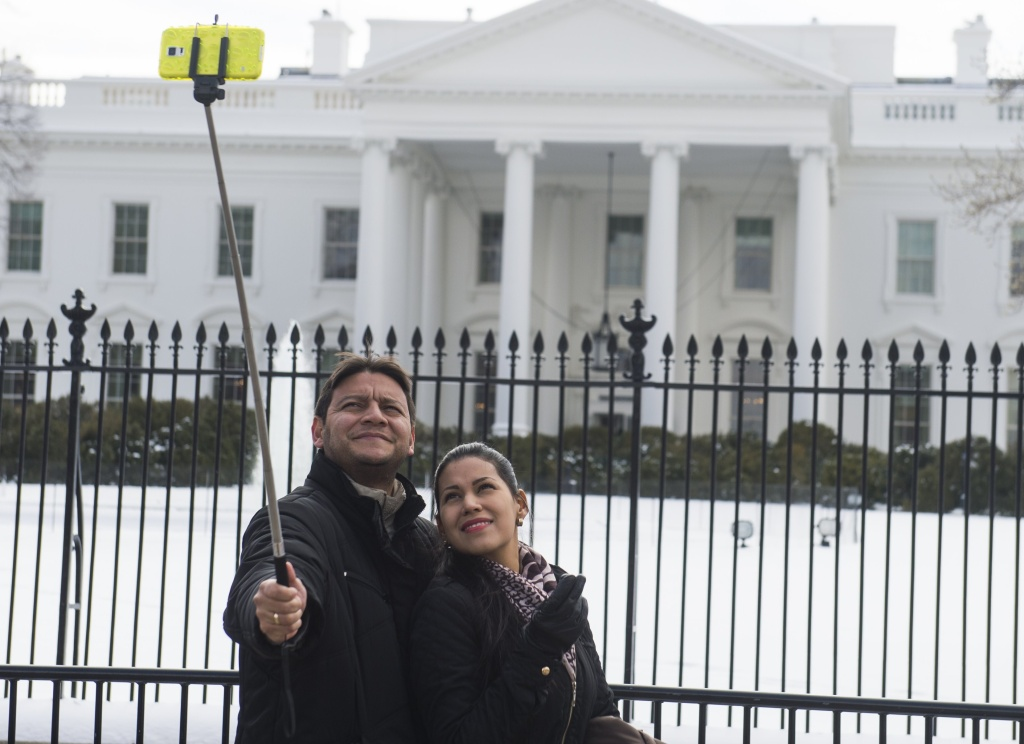 White House Tours Ended