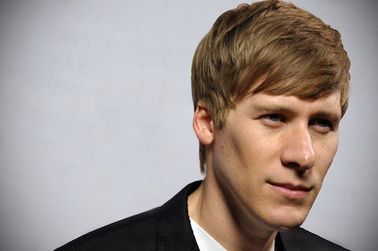 Dustin Lance Black, playwright of the play on the federal trial of Proposition 8,