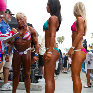 4th of July Muscle Beach Pageant