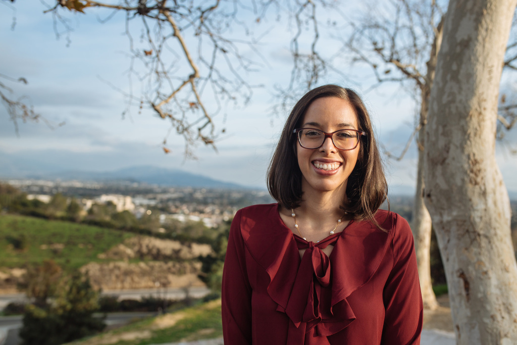 Kelly Gonez is running for the Los Angeles Unified School Board in the March 7 primary election. Gonez hopes to represent District 6, which covers the east San Fernando Valley.