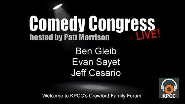 Comedy Congress LIVE