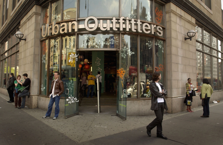 Urban Outfitters will move into Historic Downtown Los Angeles