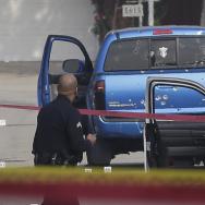 LA Revenge Killings Truck