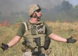 Staff Sgt. Joshua J. Cullins in an undated photo of him.
