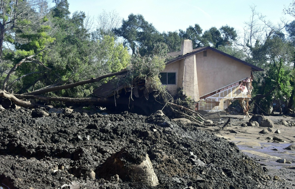 Frustrations, tragedy mount in Montecito after mudslides ...