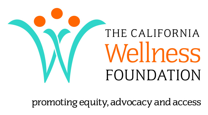 California Wellness Foundation Horizontal Logo