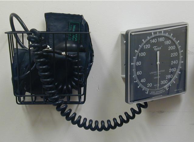 blood pressure emergency room hospital