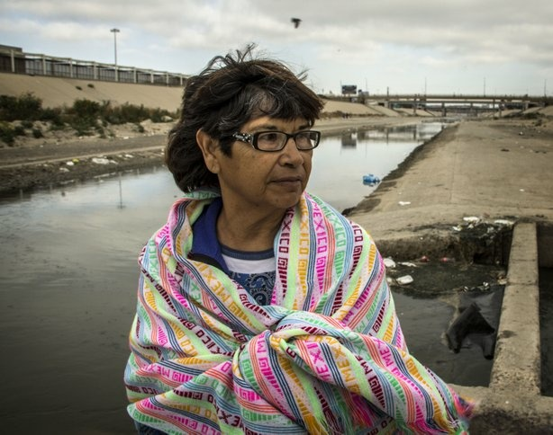 Micaela Saucedo fought to improve the lives of deported migrants living in Tijuana.