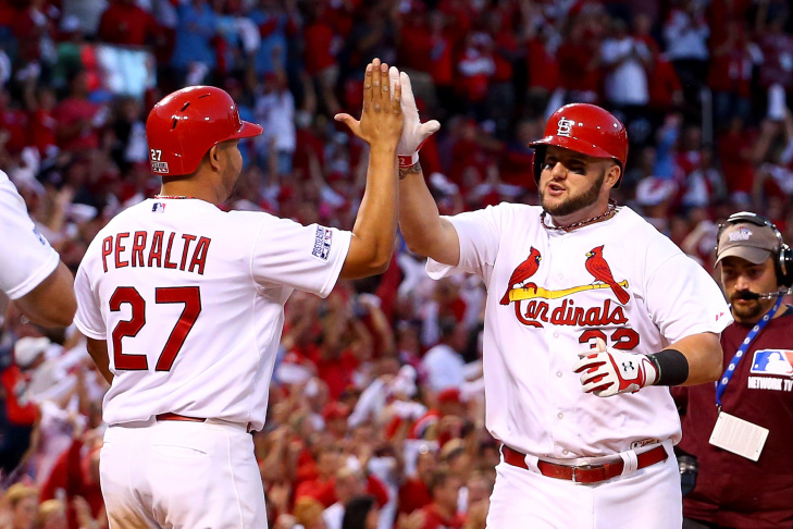 Slideshow: Cardinals knock Dodgers out of playoffs in NLDS