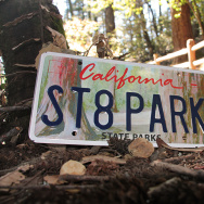 """The newest """"License plate for a cause,"""" is from the California Parks Department. It will be put into production if 7,500 order it on their website"""