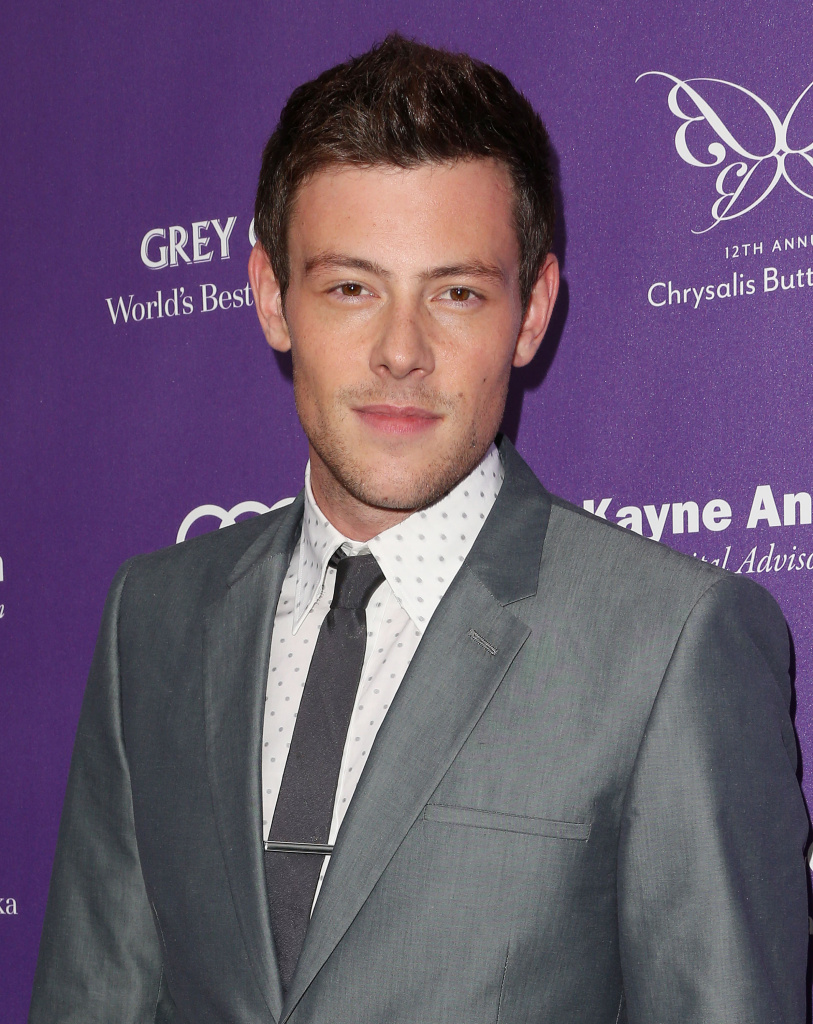 Actor Cory Monteith attends the 12th Annual Chrysalis Butterfly Ball on June 8, 2013 in Los Angeles, California.