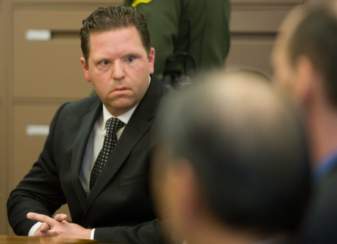 Kelly Thomas Trial