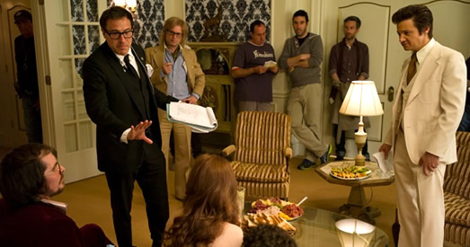 David O. Russell directing