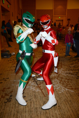 Comic-Con International 2012 - Power Rangers: 20 Years And Beyond