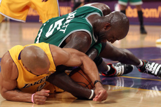 Game 7, baby!  Lakers-Celtics comes down to one game for the title