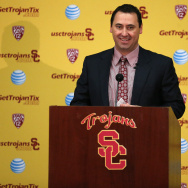USC Introduces Steve Sarkisian