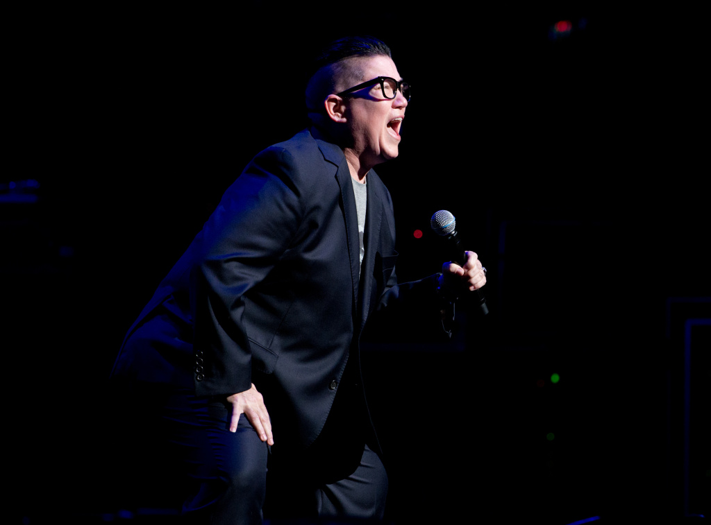 Lea DeLaria performs during the 4th Annual