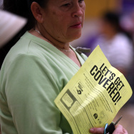 Health Fair Helps People Sign Up For Insurance Ahead Of Monday's Deadline