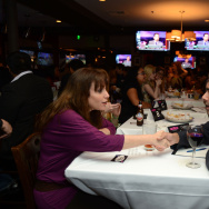 """Atmosphere inside at  Fox's """"Take Me Out"""" Speed Dating Event at South Restaurant & Bar on June 5, 2012 in Los Angeles, California."""
