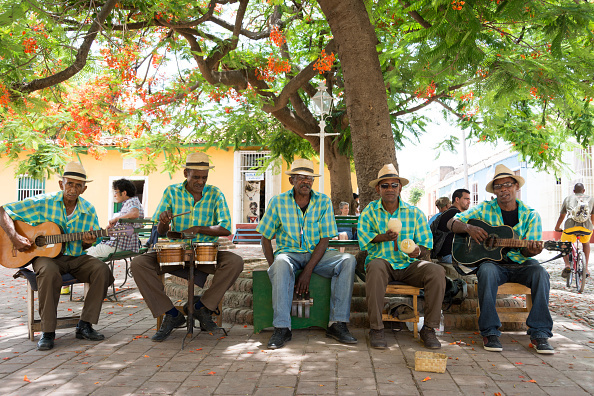 American audiences have only heard a small portion of the musical talent in Cuba.
