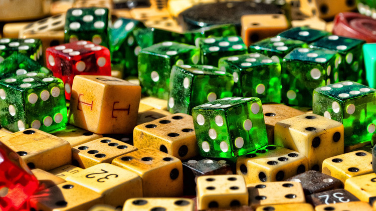 Whether or not you'll someday get cancer or any disease can feel like a roll of hundreds of dice. Calculating the odds --?? and knowing what they mean --?? is tricky.