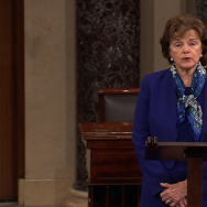 Sen. Dianne Feinstein looking for GOP votes