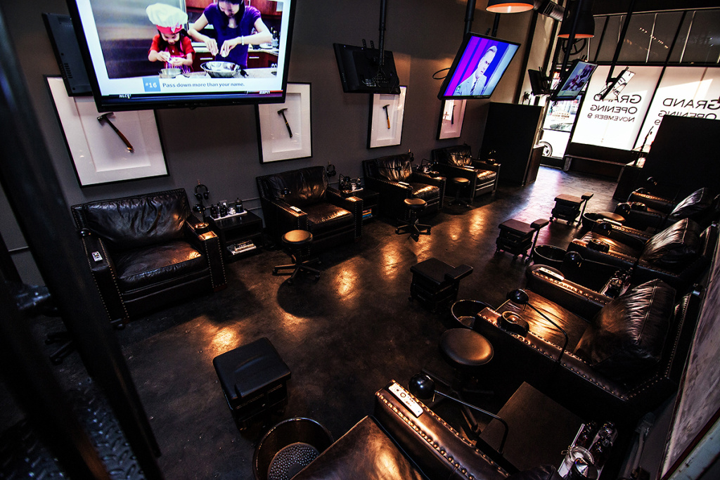 Take Two®   Groom Boom: Male-centric nail salon in LA thrives ...