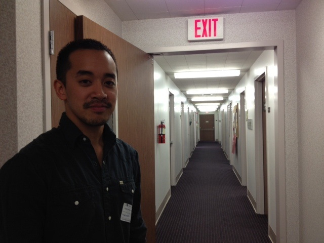 John Lopez of the Asian Pacific American Legal Center tries to get older Filipinos to become U.S. citizens, and vote.