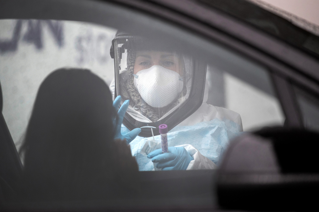 Coronavirus testing capacity has begun to expand, with drive-through testing starting up in many places. But experts warn we still need to vastly expand testing to control the outbreak.