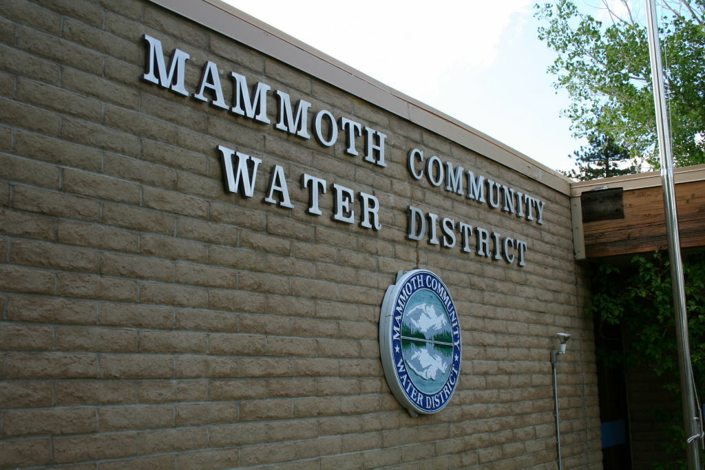 The Los Angeles Department of Water and Power is asserting its rights in Mammoth Creek in two separate lawsuits involving the Mammoth Community Water District.