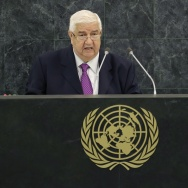 UN General Assembly Syria