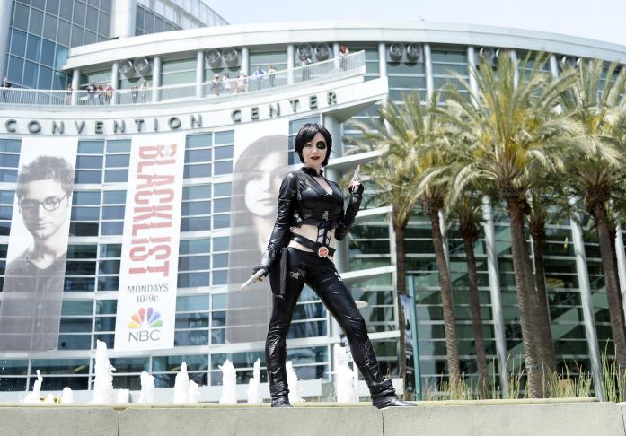 WonderCon Anaheim 2014 - Day 2