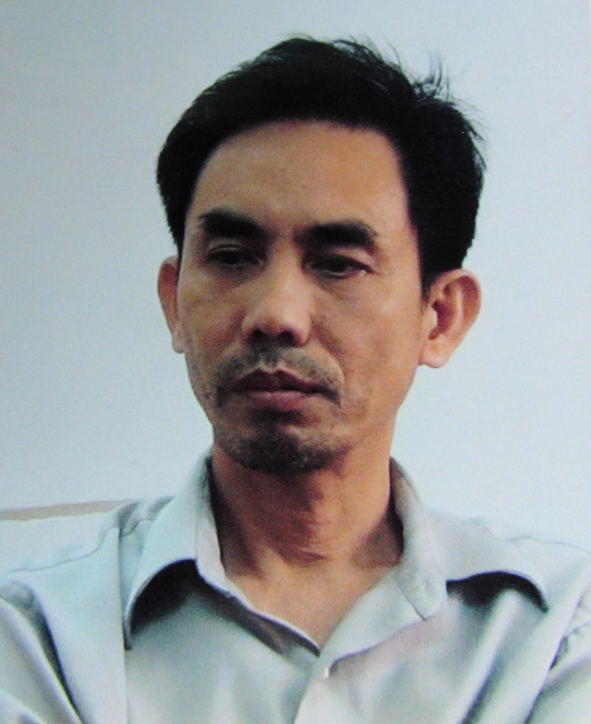 This undated picture taken by the Vietnam News Agency shows pro-democracy activist Nguyen Quoc Quan, a US citizen of Vietnamese origin, who was detained in Ho Chi Minh City.