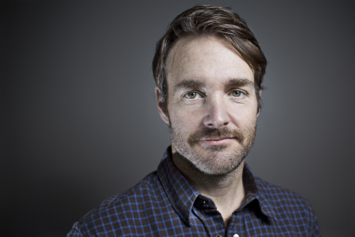 Actor and writer Will Forte stars in the new film,