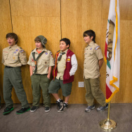 8 - Boy Scouts - Part 1