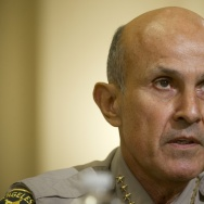Leroy Baca, Sheriff of Los Angeles County