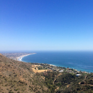 An area of the Santa Monica Mountains recreation area, which currently encompasses Runyon Canyon Park all the way to Point Mugu.