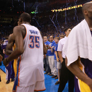 Los Angeles Lakers v Oklahoma City Thunder - Game Five