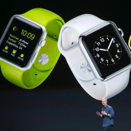 Apple unveiled the Apple Watch wearable tech and two new iPhones, the iPhone 6 and iPhone 6 Plus, on September 9.